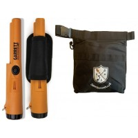 Garrett Pro Pointer AT met gratis Detectorandus vondstentas Limited edition